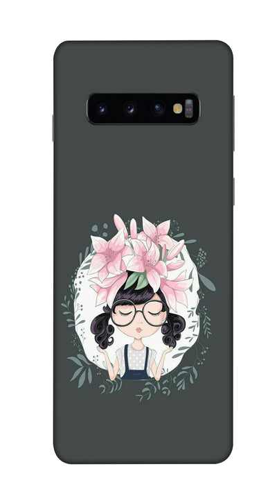 Kid girl Hard Case For Samsung S10