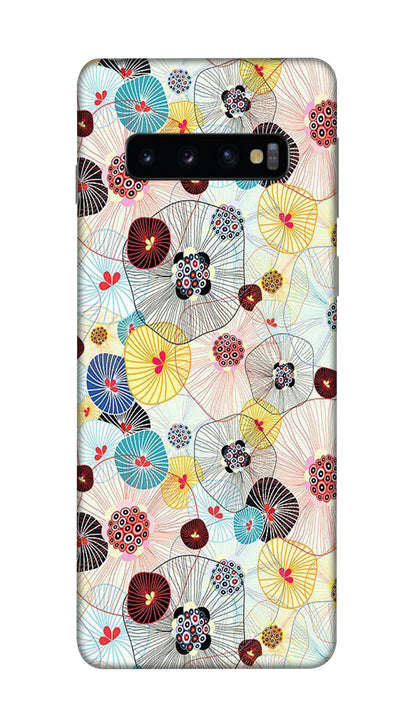 print design Hard Case For Samsung S10