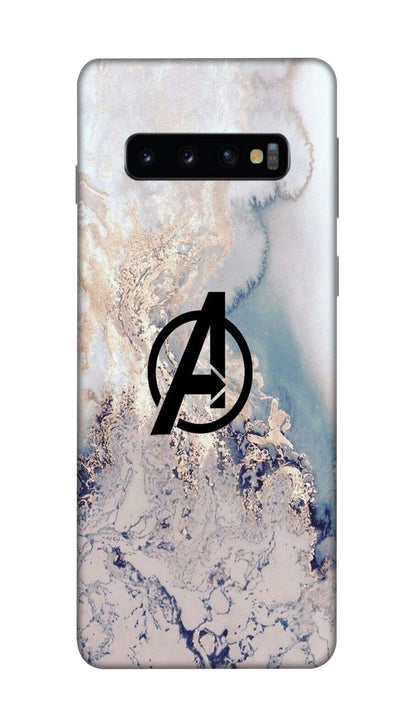 Avengers icon Hard Case For Samsung S10