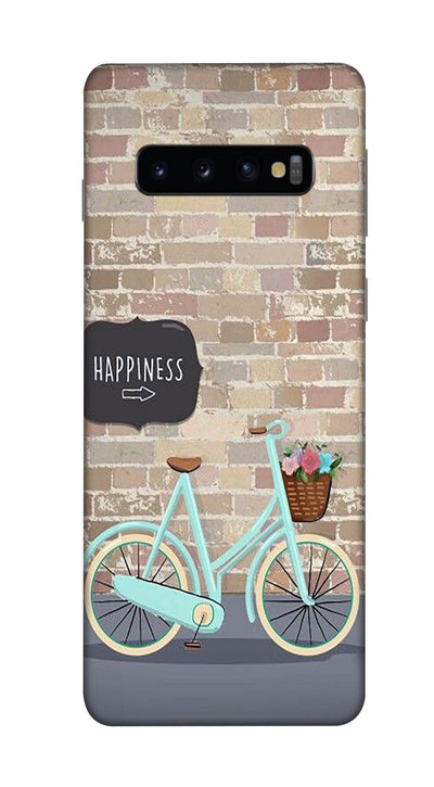 Happiness Hard Case For Samsung S10