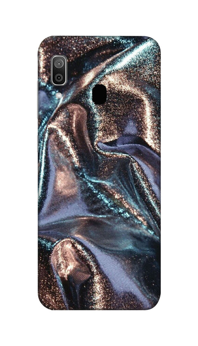 Shimmery Hard Case For Samsung M20