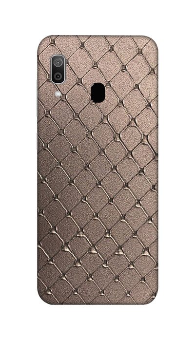 Square Patterns Hard Case For Samsung M20