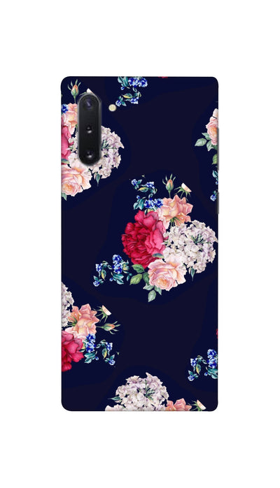 Flowers print Hard Case For Samsung Note 10