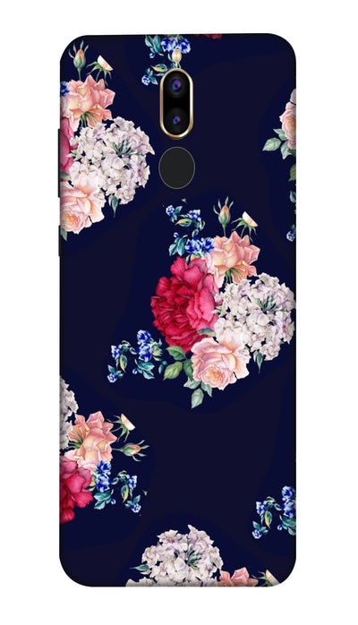 Flowers print Hard Case For Honor 9i