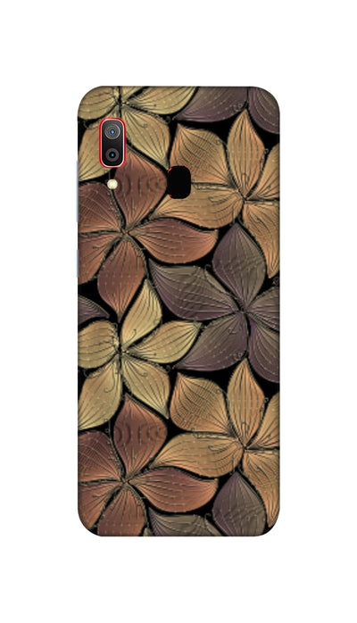 flowers Hard Case For Samsung M20