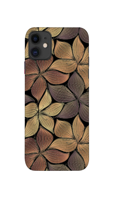 Flowers Hard Case For Apple iPhone 11