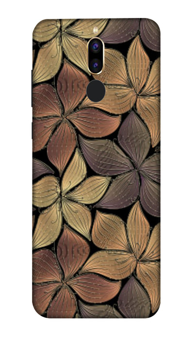 flowers Hard Case For Honor 9i