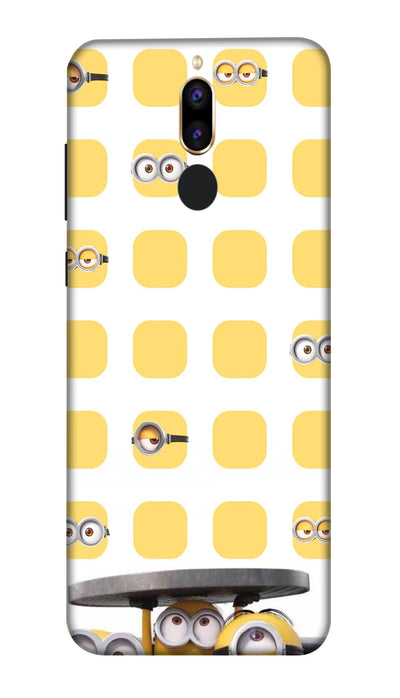 Minions Hard Case For Honor 9i