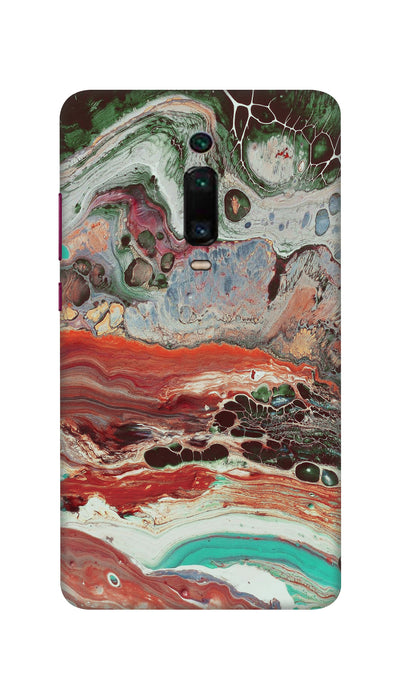 Water color painting Hard Case For Mi Redmi K20