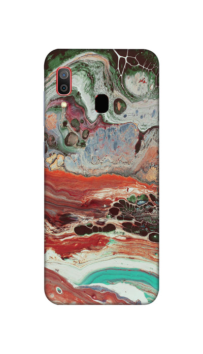 Water color painting Hard Case For Samsung M20