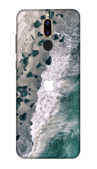 Sea beach Hard Case For Honor 9i