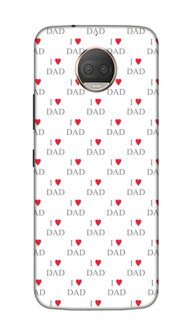Dad Hard Case For Moto G5S Plus