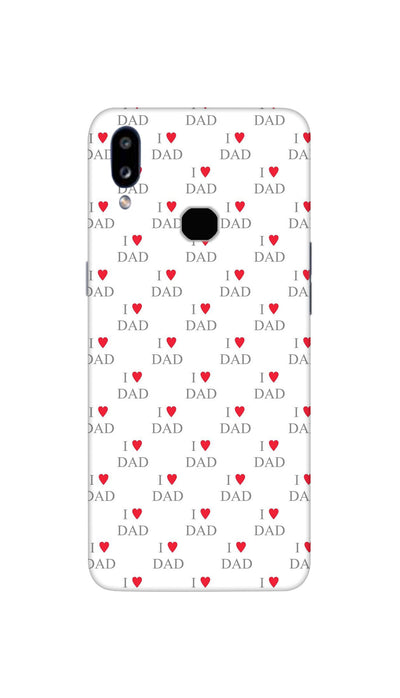 Dad Hard Case For Samsung A10S