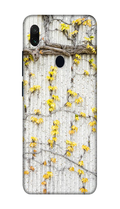 Wall flower Hard Case For Redmi Note 7