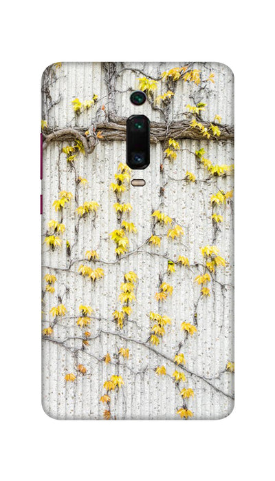 Wall flower Hard Case For Mi Redmi K20