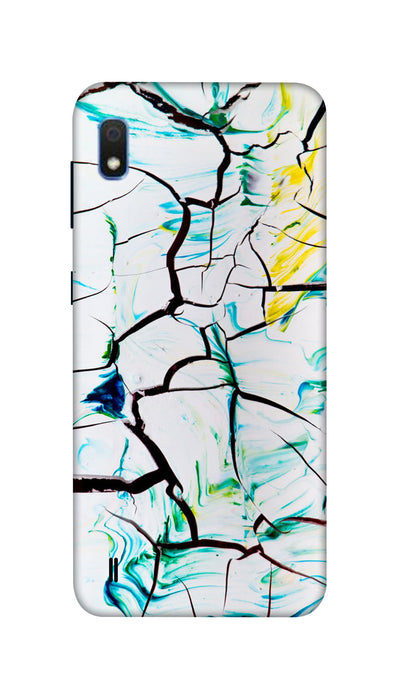 Broken glass Hard Case For Samsung A10