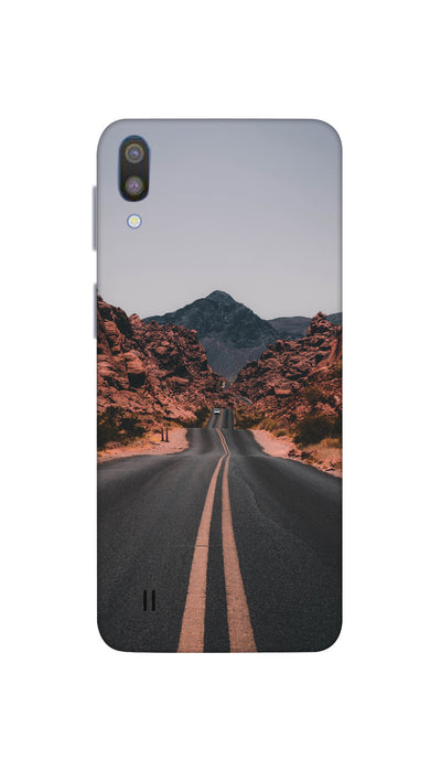 Road way Hard Case For Samsung M10