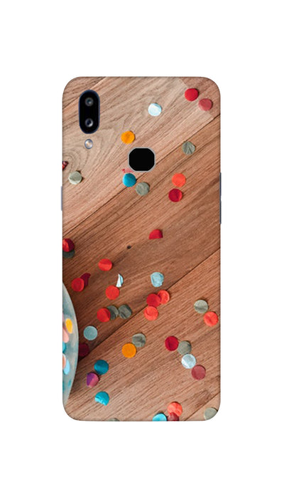 Tiny circle Hard Case For Samsung A10S