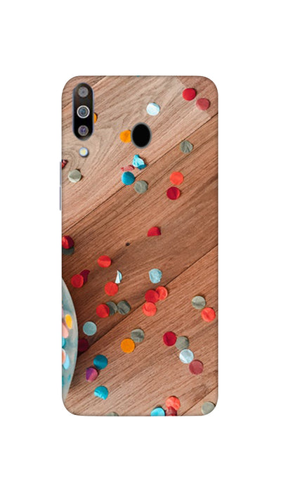 Tiny circle Hard Case For Samsung M30