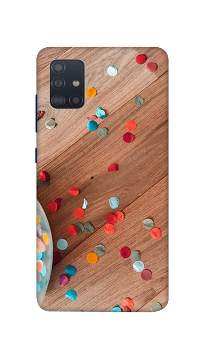 Tiny circle Hard Case For Samsung A51