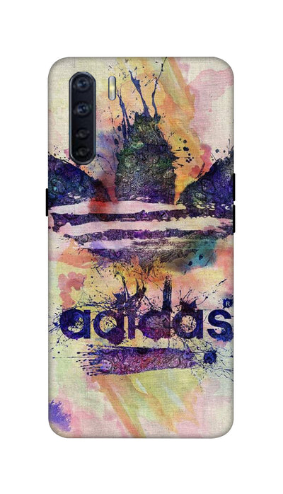 Adidas Hard Case For Oppo F15
