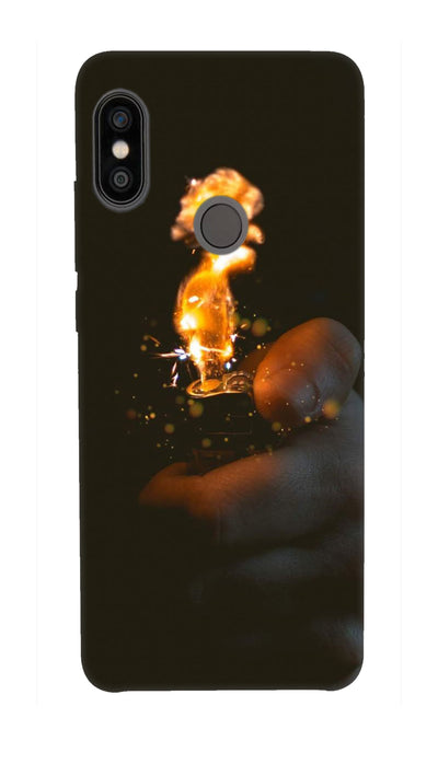 Flame Hard Case For Redmi Note 5 Pro