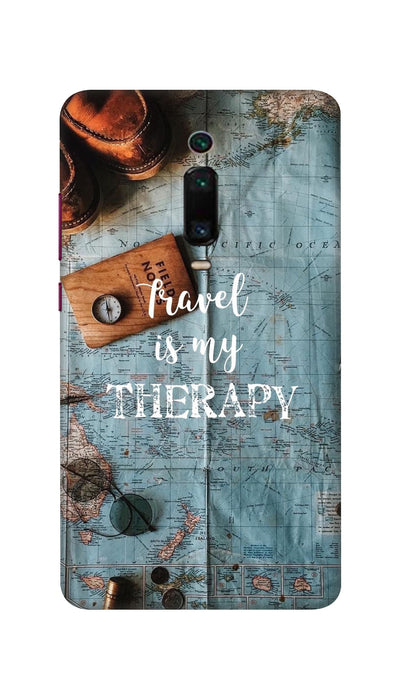 Travel therapy Hard Case For Mi Redmi K20
