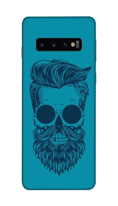 Beard Look Hard Case For Samsung S10