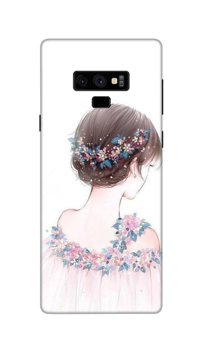 Fairy Girl Hard Case For Samsung Note 9