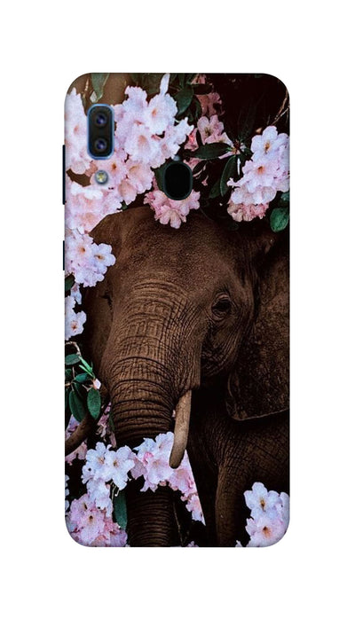 Elephant Hard Case For Samsung A30