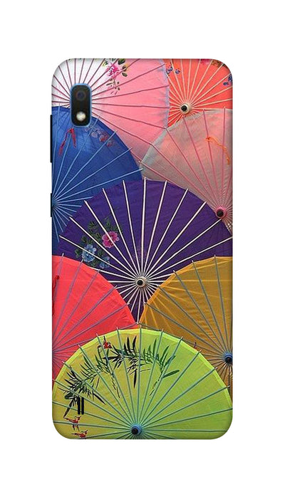 Colourful umberlla Hard Case For Samsung A10