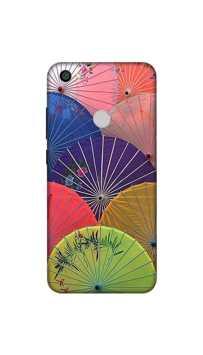 Colourful umberlla Hard Case For Redmi Y1
