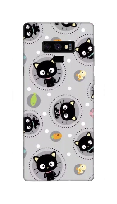 Blacky cats Hard Case For Samsung Note 9