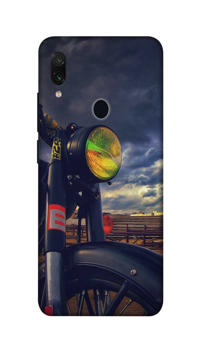 Royal Bullet Hard Case For Redmi Note 7 Pro