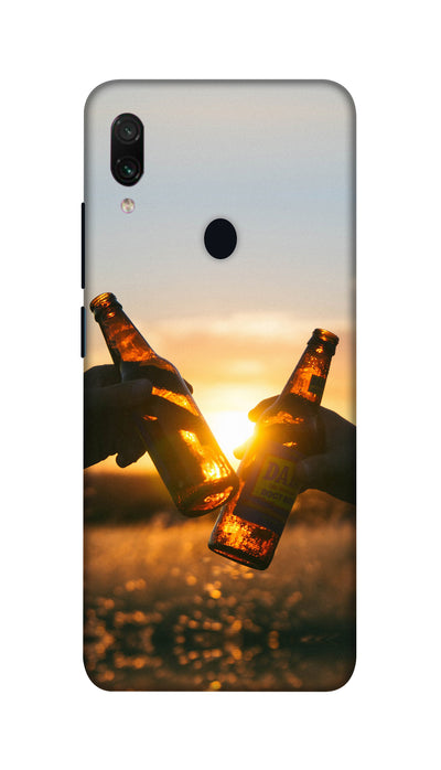 Cheers Hard Case For Redmi Note 7 Pro