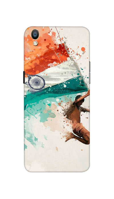 Tiranga Hard Case For Oppo F1 Plus