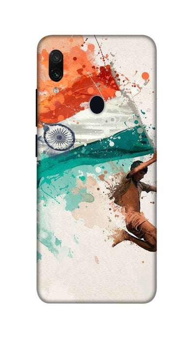 Tiranga Hard Case For Redmi Note 7 Pro