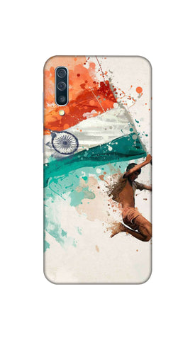 Tiranga Hard Case For Samsung A50