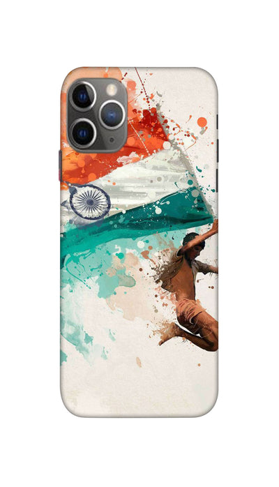 Tiranga Hard Case For Apple iPhone 11 Pro