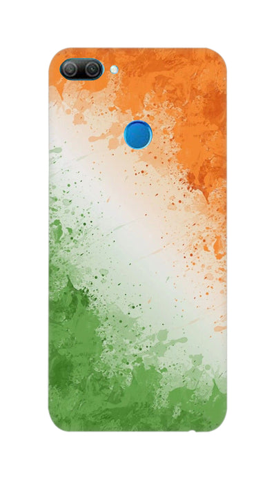 Tri- colour Hard Case For Honor 9N