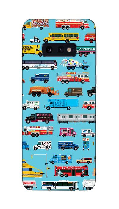 Vehicles Hard Case For Samsung S10E