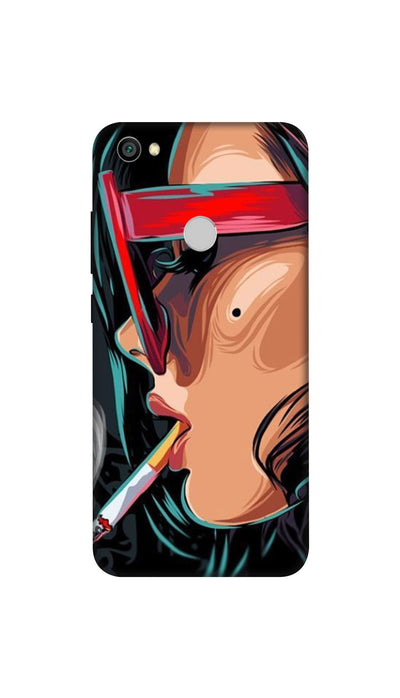 Swag girl Hard Case For Redmi Y1