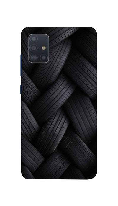 Tyres Hard Case For Samsung A51
