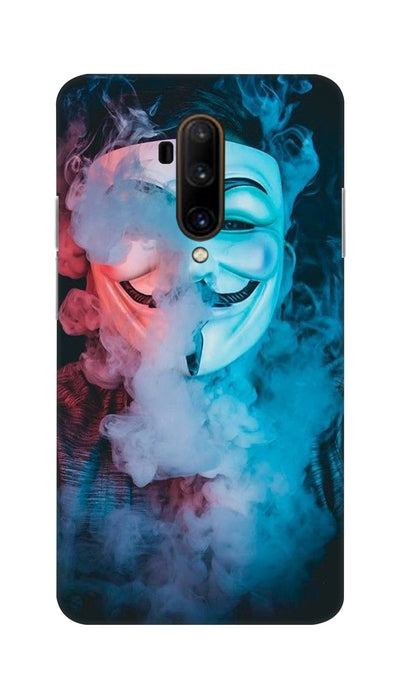 Smoke Hard Case For OnePlus 7T Pro