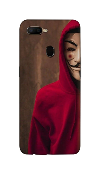 Im Back Hard Case For Oppo A5S