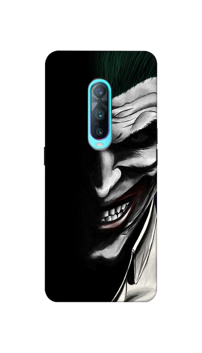 Evil is back Hard Case For Oppo R17 Pro