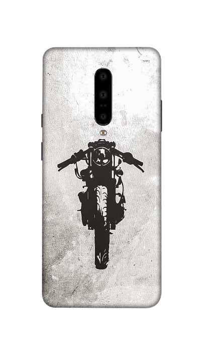 Bike Hard Case For OnePlus 7