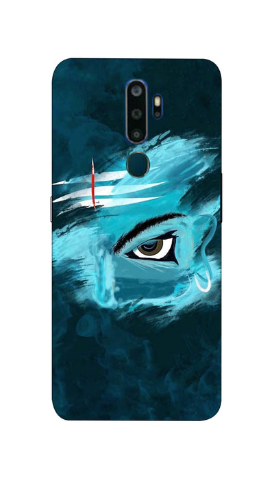 Shiva Hard Case For Oppo A5-2020