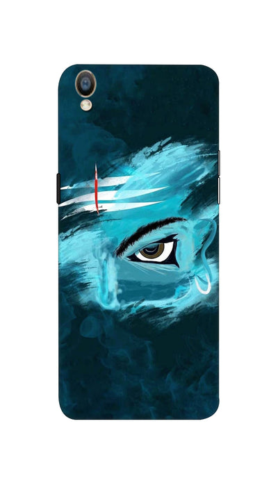 Shiva Hard Case For Oppo F1 Plus