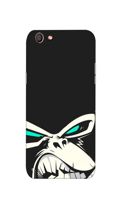 Angry Monkey Hard Case For Oppo F3